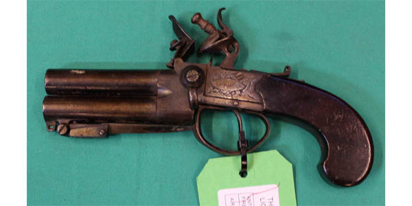 Militaria, Medals, Air Guns, Sporting Guns and Firearms plus Part One of an Important Unique Collection from a Private Militaria Museum