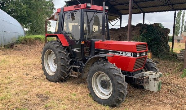 Sale of Tractors, Telescopic Loader, Farm Machinery and Equipment