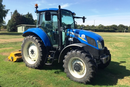 SALE OF TRACTORS, COMBINES, FARM MACHINERY & EQUIPMENT