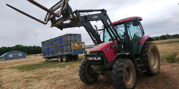 Online Sale of Farm Machinery, Contractor's Plant, Vintage Machinery and Equipment – June 10, 2020