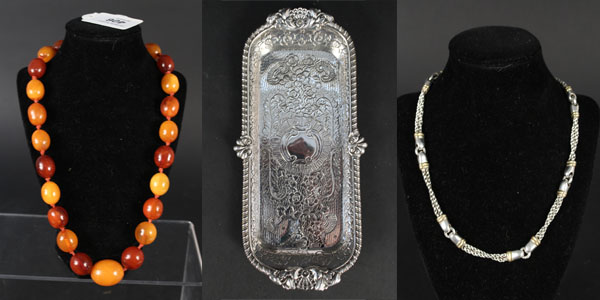 Silver and Jewellery