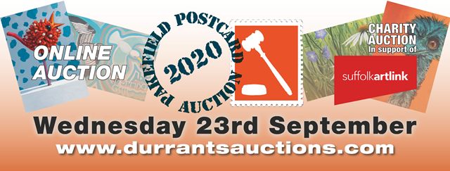 Pakefield Postcard Auction – Online Charity Auction
