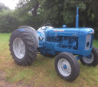 Collective Sale of Farm Machinery, Contractor's Plant, Vintage Machinery & Equipment